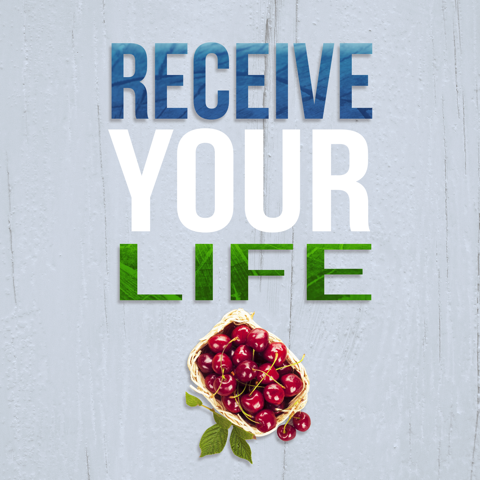 receive your life podcast